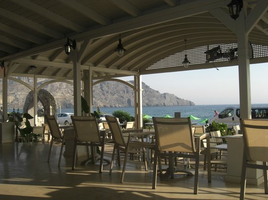 Lamon Hotel: rustgevend uitzicht