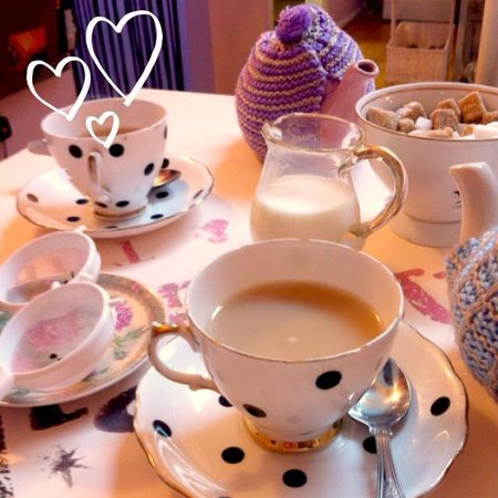 Serendipity Tea & Trinkets: Nans cure for all.