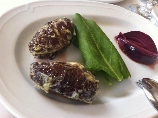 Asitane : Liver Kofte