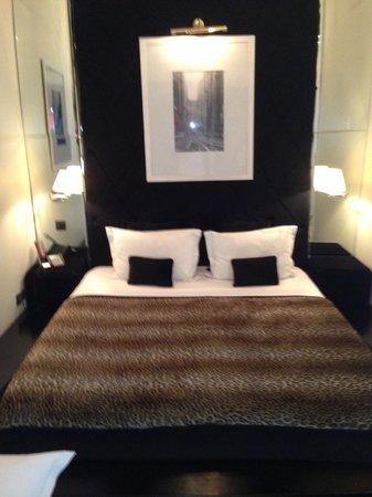 Riad Lotus Perle : chambre