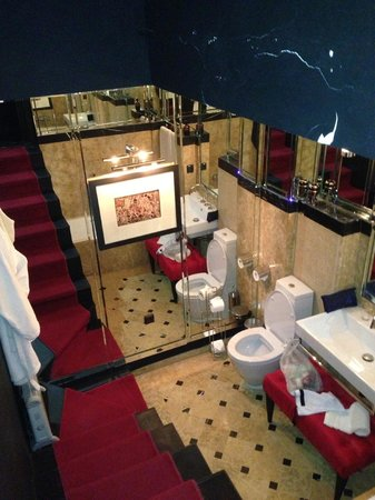 Riad Lotus Perle : salle de bain