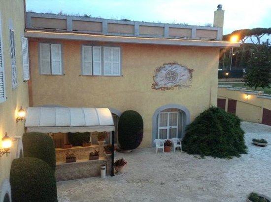 Hotel Parco dei Principi : Ingresso
