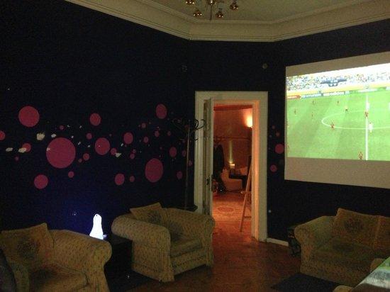 The New Sofia Pub Crawl: The Sports Room