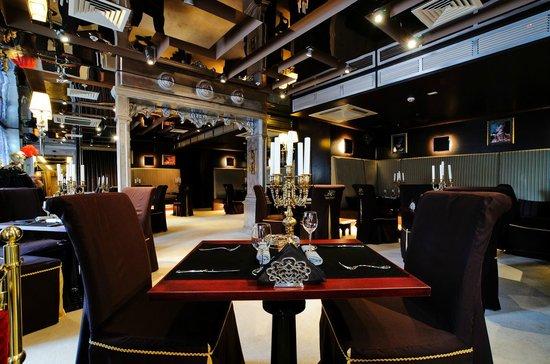 Haute Couture Restaurant