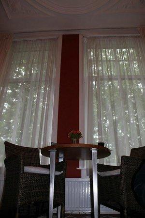 Vondel View B&B: Livingroom