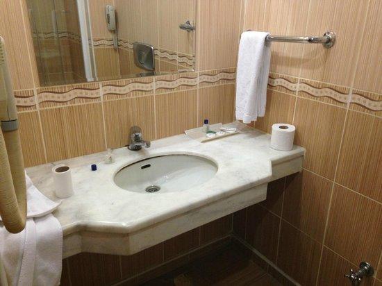 Mersin Hotel: Banyo
