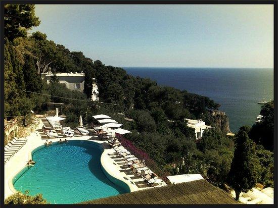 Hotel La Vega: Uno sguardo sulla piscina