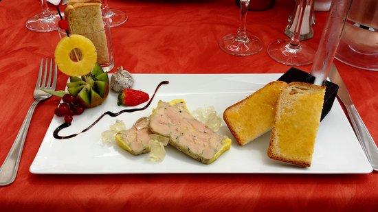 Restaurant Le Mounan