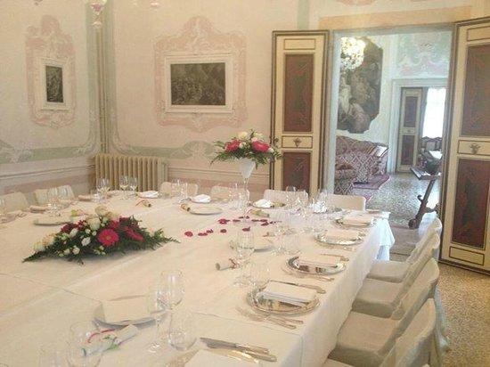 Villa Condulmer Hotel: tavola