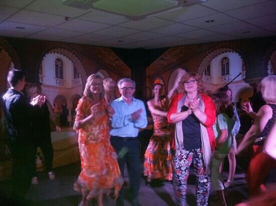 Tablao Flamenco El Embrujo: el mejor ambiente