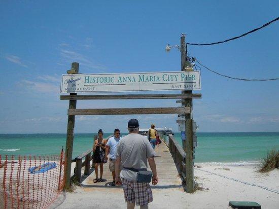 City Pier Restaurant: Anna Maria City Pier