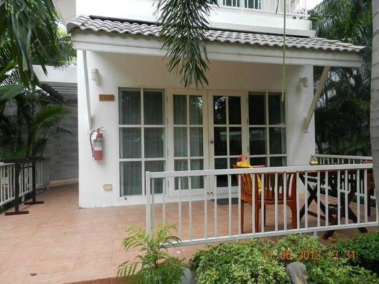 Laksasubha Hua Hin: Garden view room
