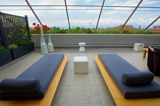 Enjoy Garda Hotel: Suite Terrace