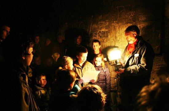 St. Pietersberg Caves: Grotten Zonneberg