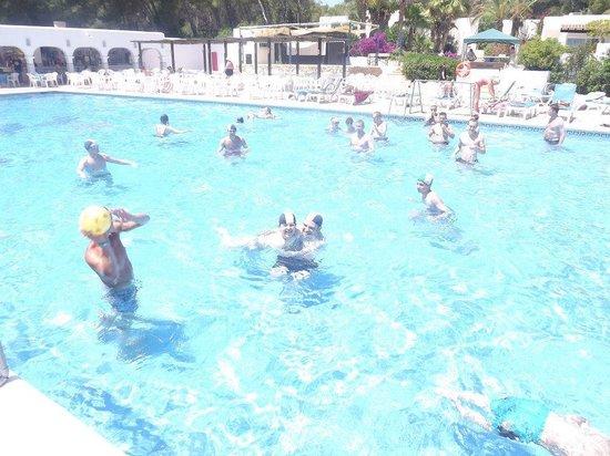Cala Llenya Resort Ibiza: Water Polo