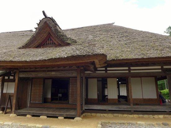 Okuaizu Museum : 旧山王茶屋