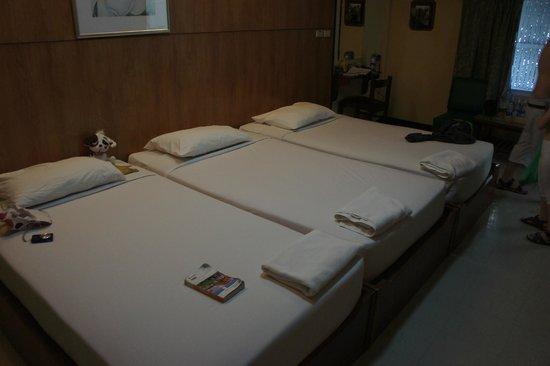 Swan Hotel Bangkok: chambre 222