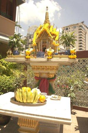 Swan Hotel Bangkok : piscine