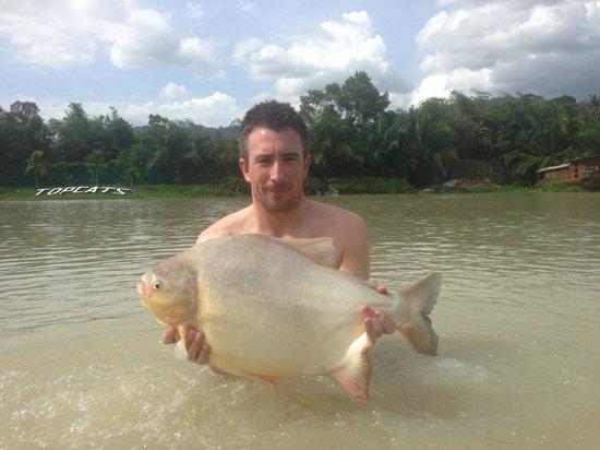 TopCats Fresh Water Fishing Resort : Great fishing