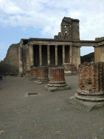 Scavi di Pompei: Overlook Pompeii