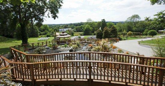 Fernhill House Hotel & Gardens : Gardens open for patrons