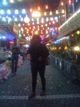 Istanblue Hotel : Kumkapi Fish Market