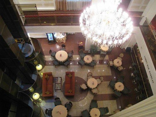 Borodino Hotel : Cafetería