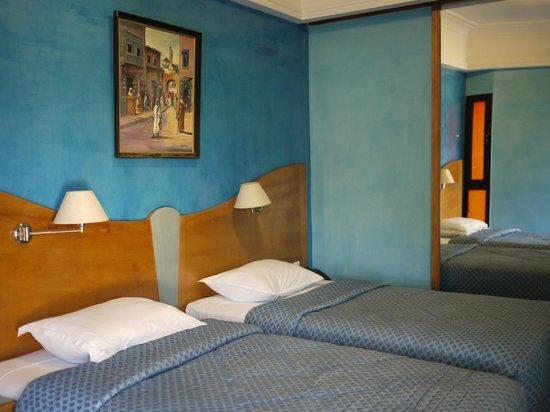 Hotel Mounia: 部屋