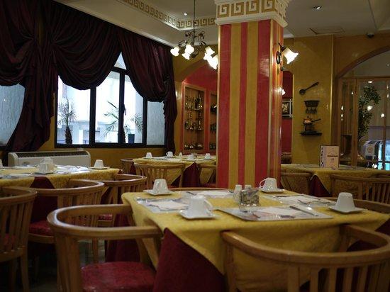 Hotel Mounia: レストラン