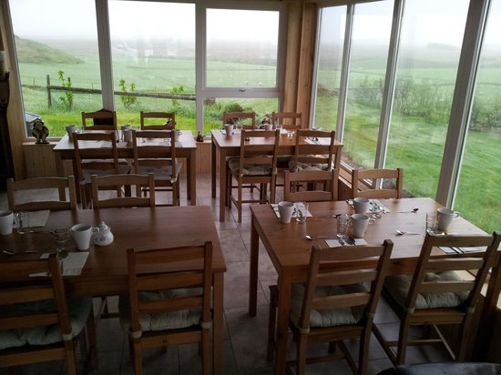 Nypugardar Guesthouse: Dining area