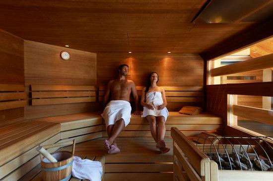 Hotel Liebe Sonne: Sauna