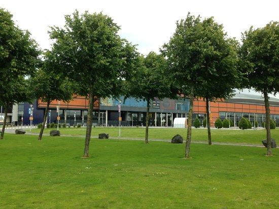Premier Inn Belfast Titanic Quarter Hotel: Odessey Centre Near by
