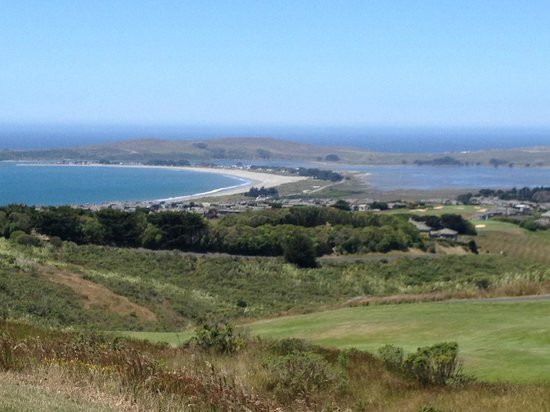 The Links at Bodega Harbour : View from the course