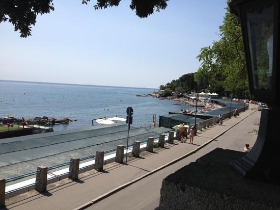 Menù Picture Of La Terrazza Dell Ostello Trieste