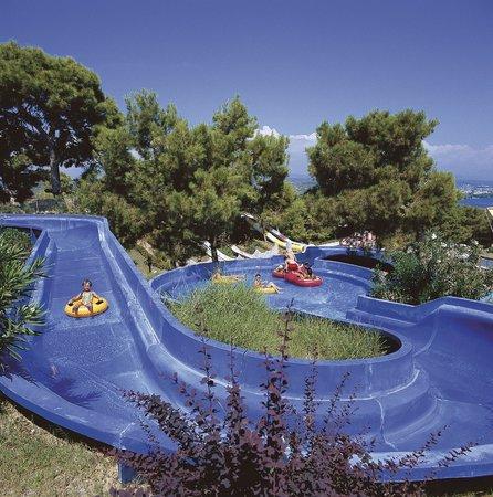 Aquapark Slides - Picture of Water Planet Aqua Park ...