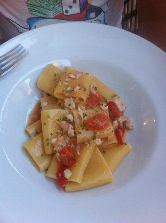 Salvi a San Lorenzo : Seafod pasta