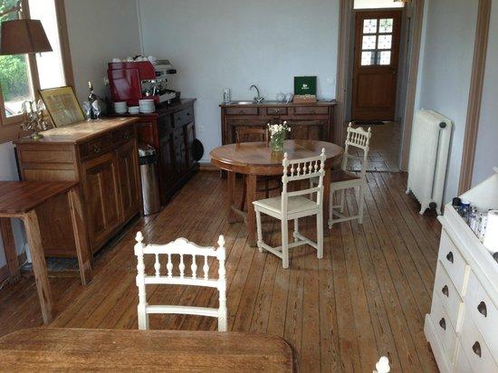 Auberge du Vieux Puits : Speiseraum