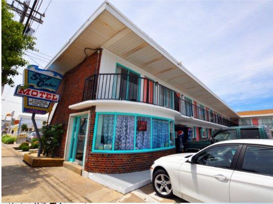 Surf Comber Motel : Office