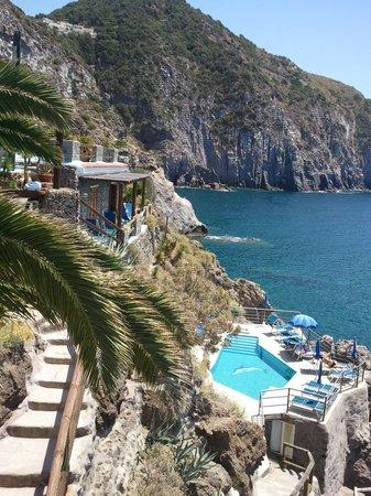 Hotel Scannella: piscina