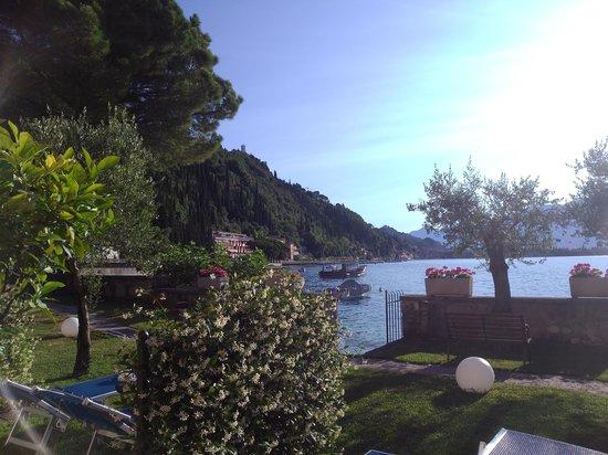 Hotel Villa Maria Au Lac: Stanza - esterno