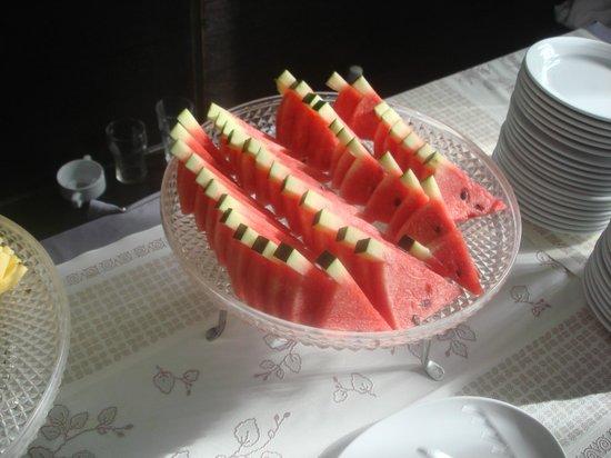 Aree Tara Resort: Breakfast