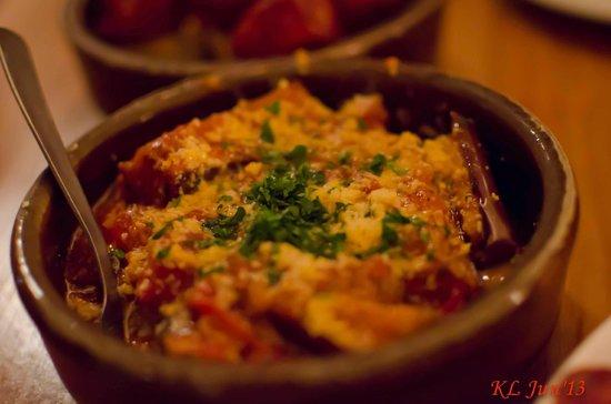 Pinchos Tapas Bar: Eggplant