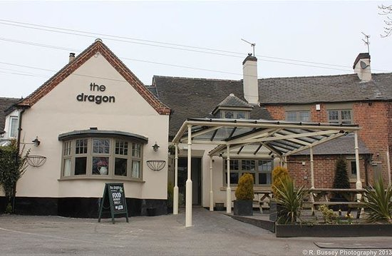 The Dragon at Willington