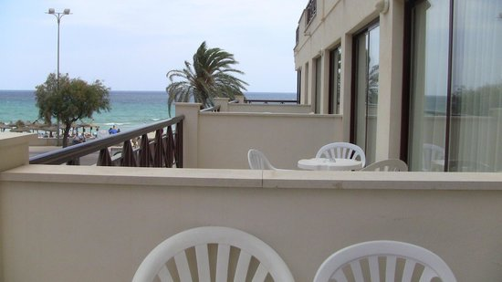 Universal Hotel Bikini: Balkon