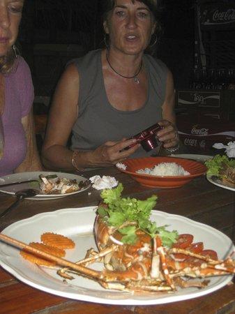 Kunying: Lobster