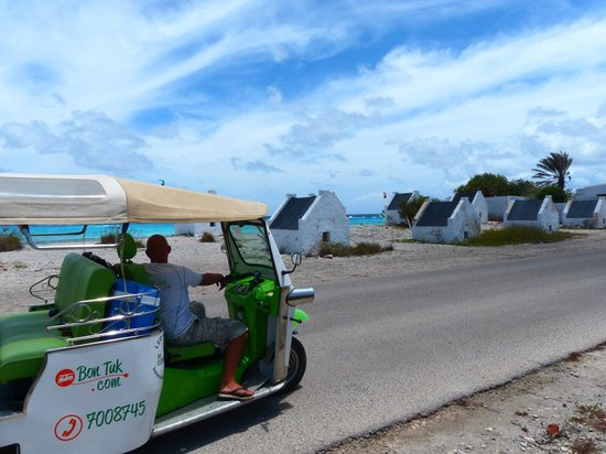 Bon Tuk Eco Tours Bonaire: along some history