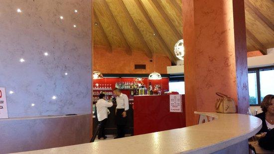 Nuovo sistema di illuminazione picture of ristorante pizzeria da