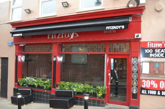 Fitzroys : Fitzroy's front