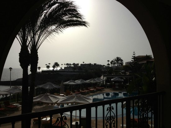 Iberostar Grand Hotel Salome: Evening view from room
