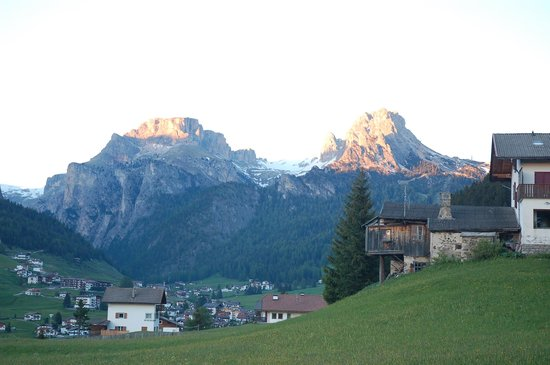 Residence La Selva: view from bacolony